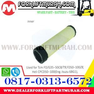 FILTER UDARA (DALAM) FORKLIFT TCM FD-G35~50C8 T9/ FD50-100 Z8