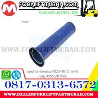 Jual FILTER UDARA  FORKLIFT KOMATSU FD20~30 -11 SERIES (4D95L / 4D95S) 2