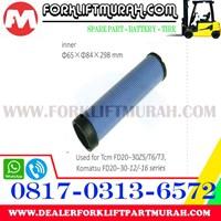 Distributor FILTER UDARA (DALAM) FORKLIFT KOMATSU FG20~30 -12 / -14 / -16 SERIES 3