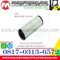 FILTER UDARA FORKLIFT TCM T6 1