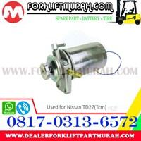 FILTER ASSY FORKLIFT TD27 TCM Murah 5