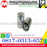 Distributor FUEL FILTER FORKLIFT TCM FD20T7 T3 3