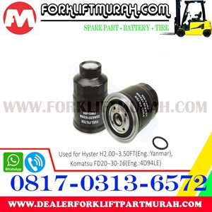 FUEL FILTER FORKLIFT HYSTER H2 00