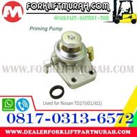 Distributor HEAD FUEL FORKLIFT FILTER NISSAN TD27 J01 J02 3