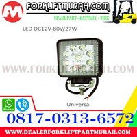 LAMP ASSY FORKLIFT OLD LED DC12V 80V 27W 1