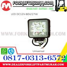 LAMP ASSY FORKLIFT OLD LED DC12V 80V 27W