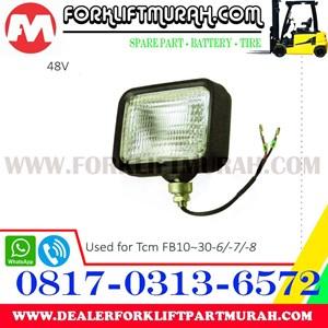 LAMP ASSY FORKLIFT TCM FD10 30 6