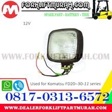LAMP ASSY FOKRLIFT KOMATSU FD20 30 12V