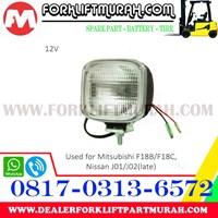 Distributor LAMP ASSY FORKLIFT MITSUBISHI F18B F18C 3