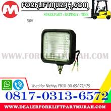LAMP ASSY FORKLIFT NICHIYU FB10 30 65 56V
