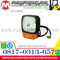 LAMP ASSY FORKLIFT HELI G 2 3 12V 1