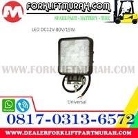 Jual LAMP ASSY FORKLIFT LED DC12V 80V 2