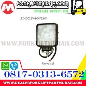 LAMP ASSY FORKLIFT LED DC12V 80V