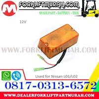 Distributor LAMP ASSY ORANGE FORKLIFT NEW NISSAN L01 L02 12V 3