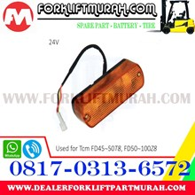 LAMP ASSY FORKLIFT ORANGE TCM FD45 50T8 24V