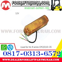 Beli LAMPU SIGNAL FORKLIFT ORANGE HC R CPC D 10 35 12V 4