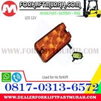 Distributor LAMPU SIGNAL  HC FORKLIFT 3