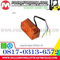 LAMPU SIGNAL FORKLIFT BAOLI CPCD15 35 12V 1