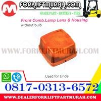 Jual LAMPU SIGNAL FORKLIFT ORANGE LINDE 2