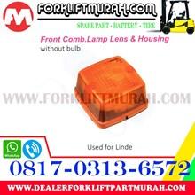 LAMPU SIGNAL FORKLIFT ORANGE LINDE