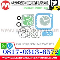 SEAT KIT FORKLIFT TCM FD20 30T6 FG20 30T6 1