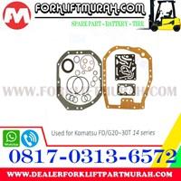 Distributor SEAL KIT FORKLIFT KOMATSU FD G20 30T 14 3