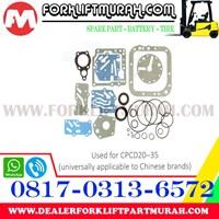 Distributor SEAL KIT FORKLIFT CPCD20 35 3