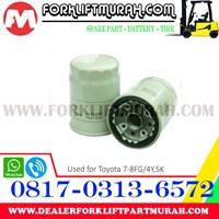 Distributor FILTER OLI FORKLIFT TOYOTA 7 8FG 4Y 5K 3