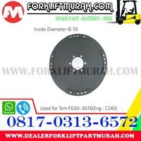 Distributor PLAT TRANSMISI FORKLIFT TCM FD20 30T6 3