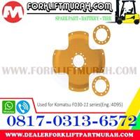 Distributor PLAT TRANSMISI FORKLIFT KOMATSU FD30 11 3