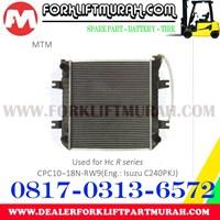 Distributor RADIATOR FORKLIFT HC R CPC10 18N RW9 3