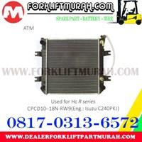 Distributor RADIATOR FORKLIFT HC R CPCD10 18N RW9 3