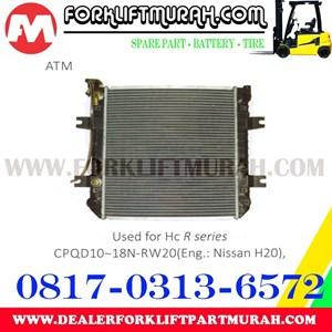 RADIATOR FORKLIFT HC R CPQD10 18N RW20