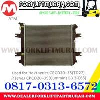 Jual RADIATOR FORKLIFT HC H CPCD20 35 R CPCD20 35 2
