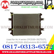 RADIATOR FORKLIFT HC H CPCD20 35 R CPCD20 35
