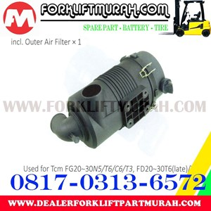 RUMAH FILTER FORKLIFT TCM FG20 30N5 T6 C6 T3 FD20 30T6