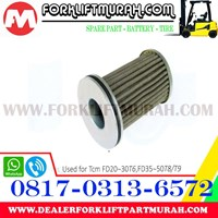 Distributor FILTER HIDROLIS FORKLIFT TCM FD20 30T6 FD35 50T8 T9 3