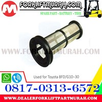 Distributor FILTER HIDROLIS FORKLIFT TOYOTA 8FD G10 30 3