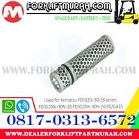 Distributor FILTER HIDROLIS FORKLIFT KOMATSU FD G20 30 16 FD G20N 30N 16 FD G20H 30H 16 FD GA35 3