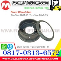 Distributor JUAL VELG FORKLIFT HC H CPD30 35 3