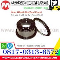 Distributor JUAL VELG INNER FORKLIFT TOYOTA 8FD45N 50N  3