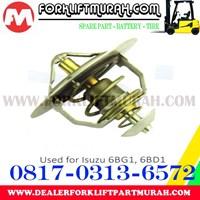 Distributor TERMOSTATE FORKLIFT ISUZU 6BG1 6BD1 3