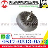 Distributor TORCONVERTER FORKLIFT TCM FD20 30V5T T3CD A 3