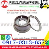 Distributor JUAL VELG FORKLIFT HC R CPCD30 3