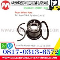 Distributor JUAL VELG FORKLIFT NICHIYU  FB15 18 72 75 3