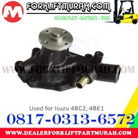 Distributor JUAL WATER PUMP FORKLIFT ISUZU 4BC2 4BE1 3