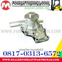 Distributor JUAL WATER PUMP FORKLIFT ISUZU 4JG2 3