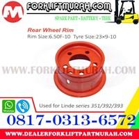 Distributor JUAL VELG FORKLIFT LINDE 351 392 393 3
