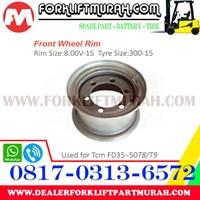 Distributor VELG FORKLIFT TCM FD45 50T9 T8 3