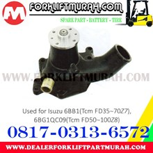 JUAL WATER PUMP FORKLIFT ISUZU 6BB1 6BG1QC09